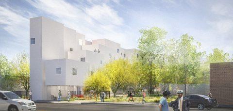 Crest Apartments Veteran's Housing