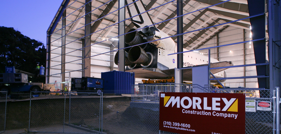 samuel oschin space shuttle endeavour display pavilion events - photo #13