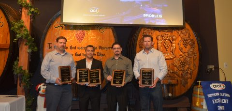 Southern California ACI Honors Two Morley Concrete Projects