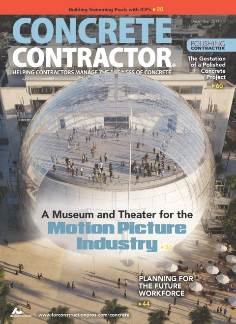 Morley Project Featured in Concrete Construction Magazine