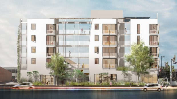The Arroyo featured in Affordable Housing News