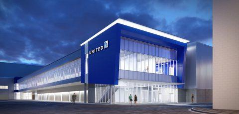 LAX United Hangar