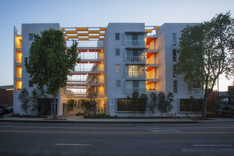 The Arroyo Honored at the USGBC LEED Homes Awards 2020