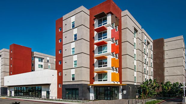 Morley Completes USC Health Sciences Campus Student Housing Phase II Project