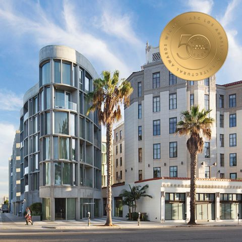 Morley Builders Honored at the Los Angeles Business Council Architectural Awards 2020