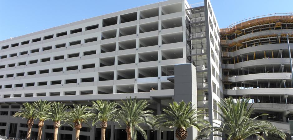 Universal Studios Lot G Parking Structure Morley Builders